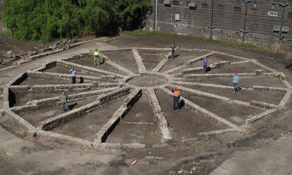 A Division panopticon, HM Pentridge Prison