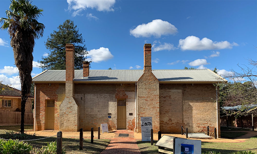 Former Castlemaine court house