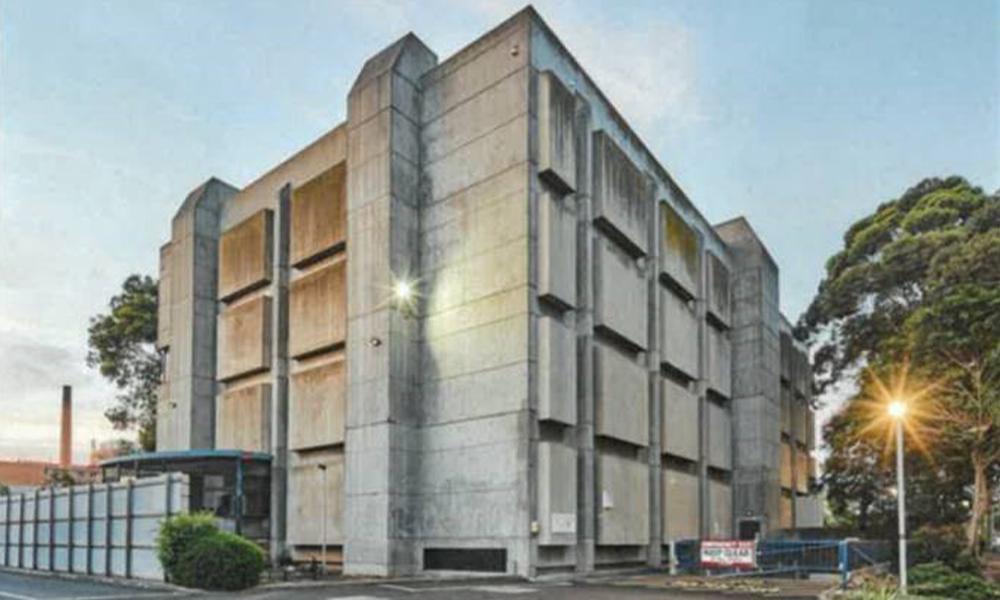 Footscray psychiatric centre