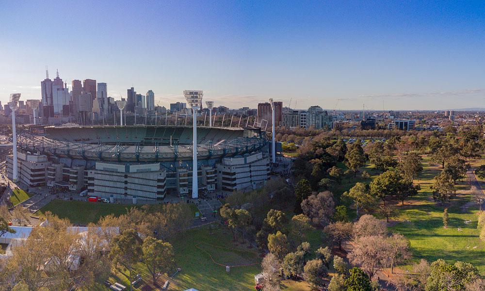 Melbourne Cricket Ground - MCG