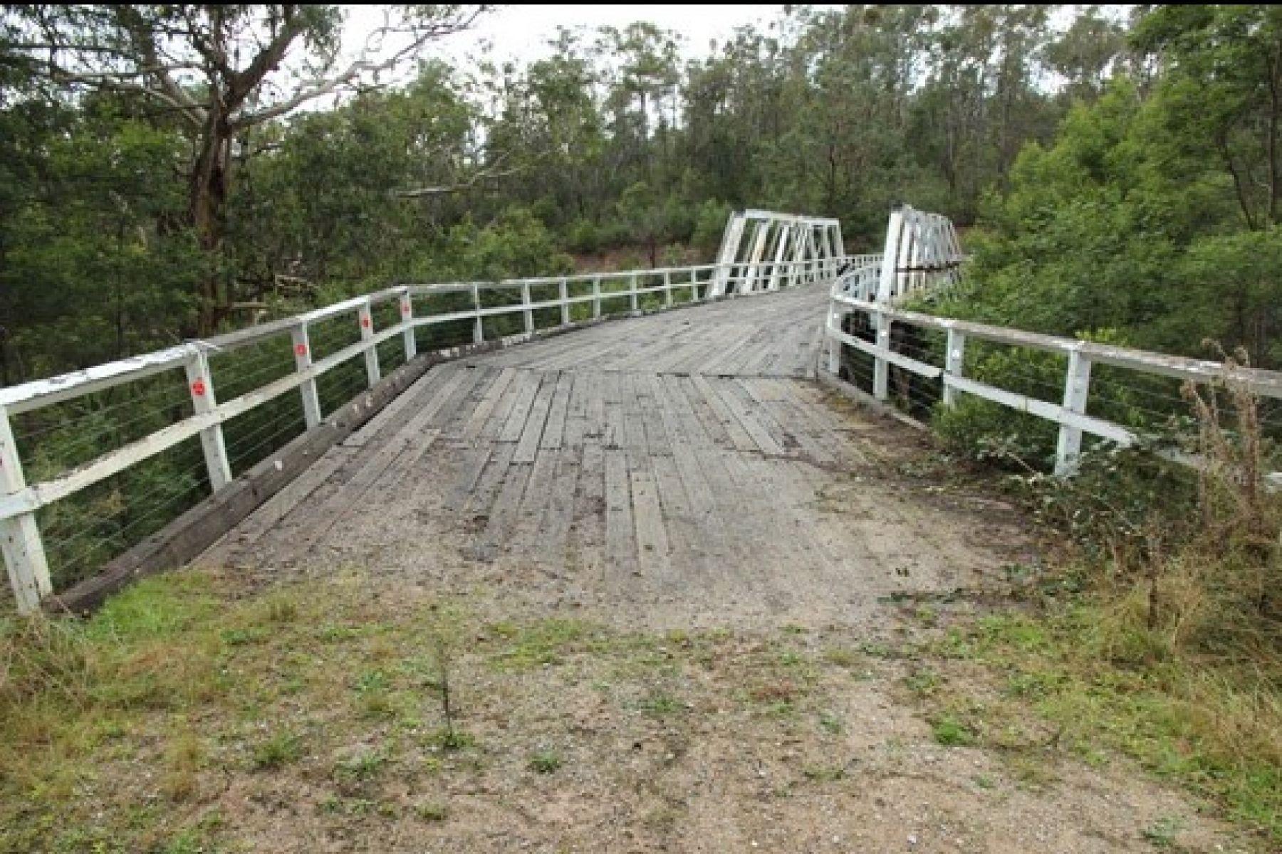 Murrindal Bridge